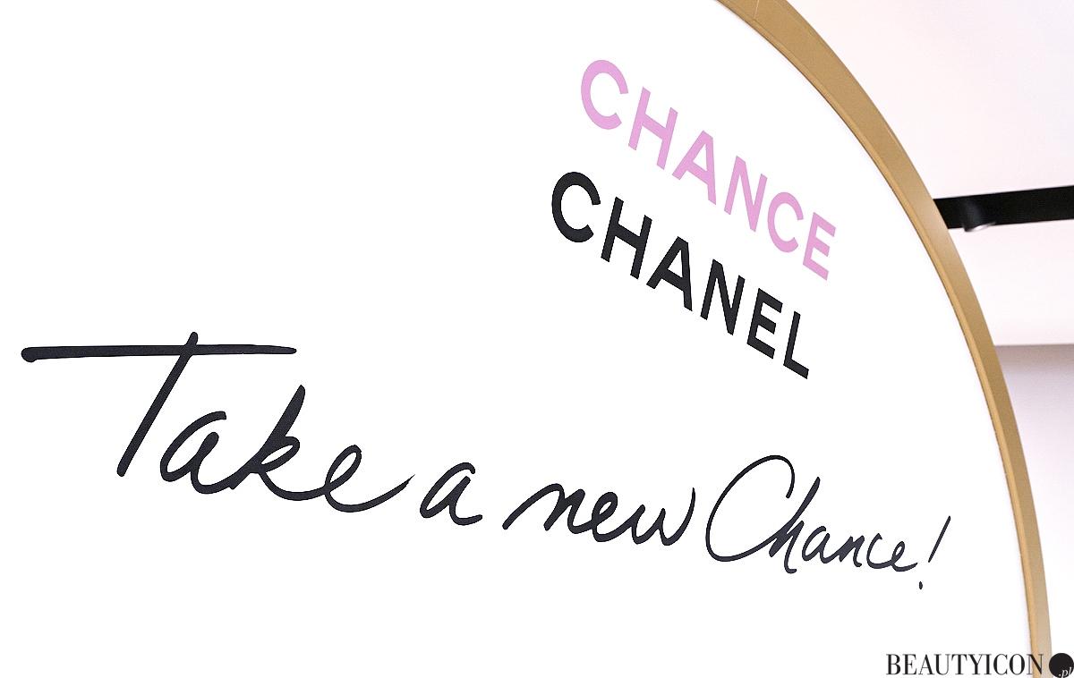 Chanel Chance Eau Tendre 2019, Chanel Take a New Chance, Take Your Chance, Chanel Beauty Warsaw, butik Chanel
