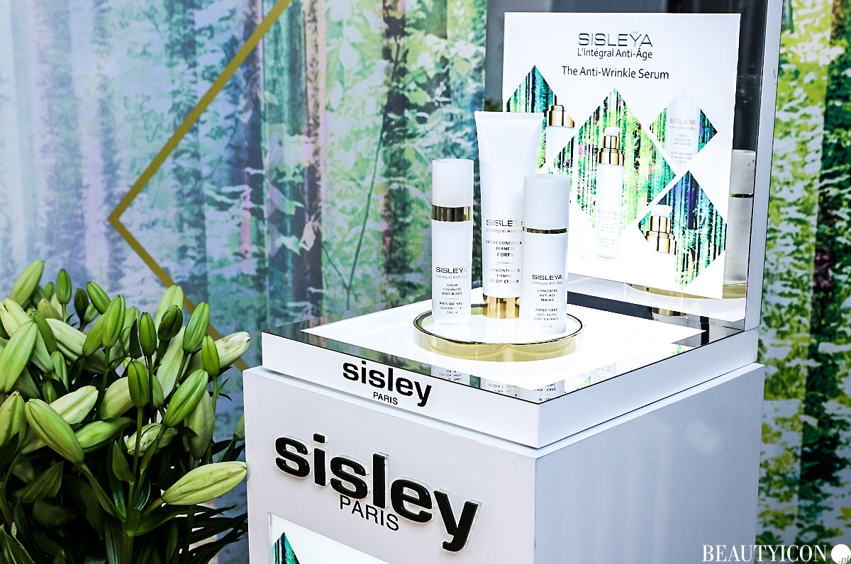 Serum Sisleya LIntegral Anti Wrinkle Concentrated, kosmetyki Sisley, serum Sisley