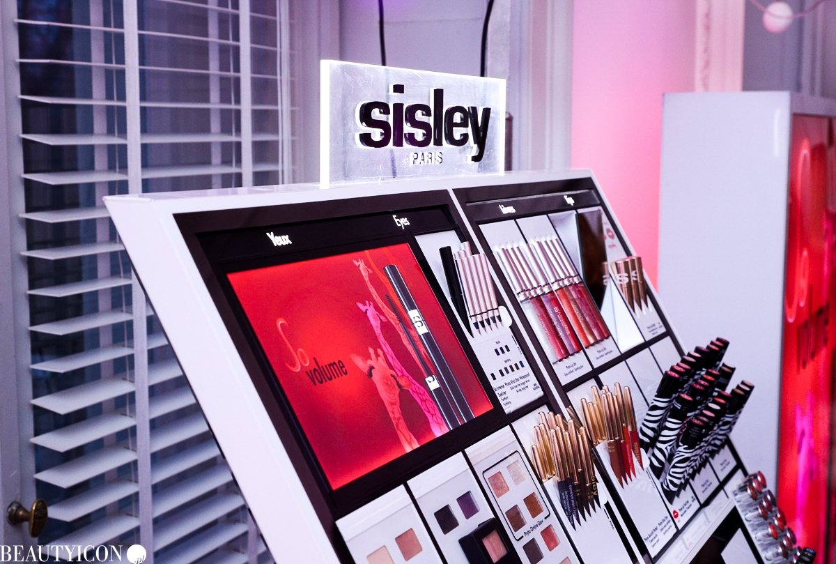 Makijaż Sisley, kosmetyki Sisley, maskara Sisley So Volume, Tusz do rzęs Sisley So Volume, puder L Orchidee Corail