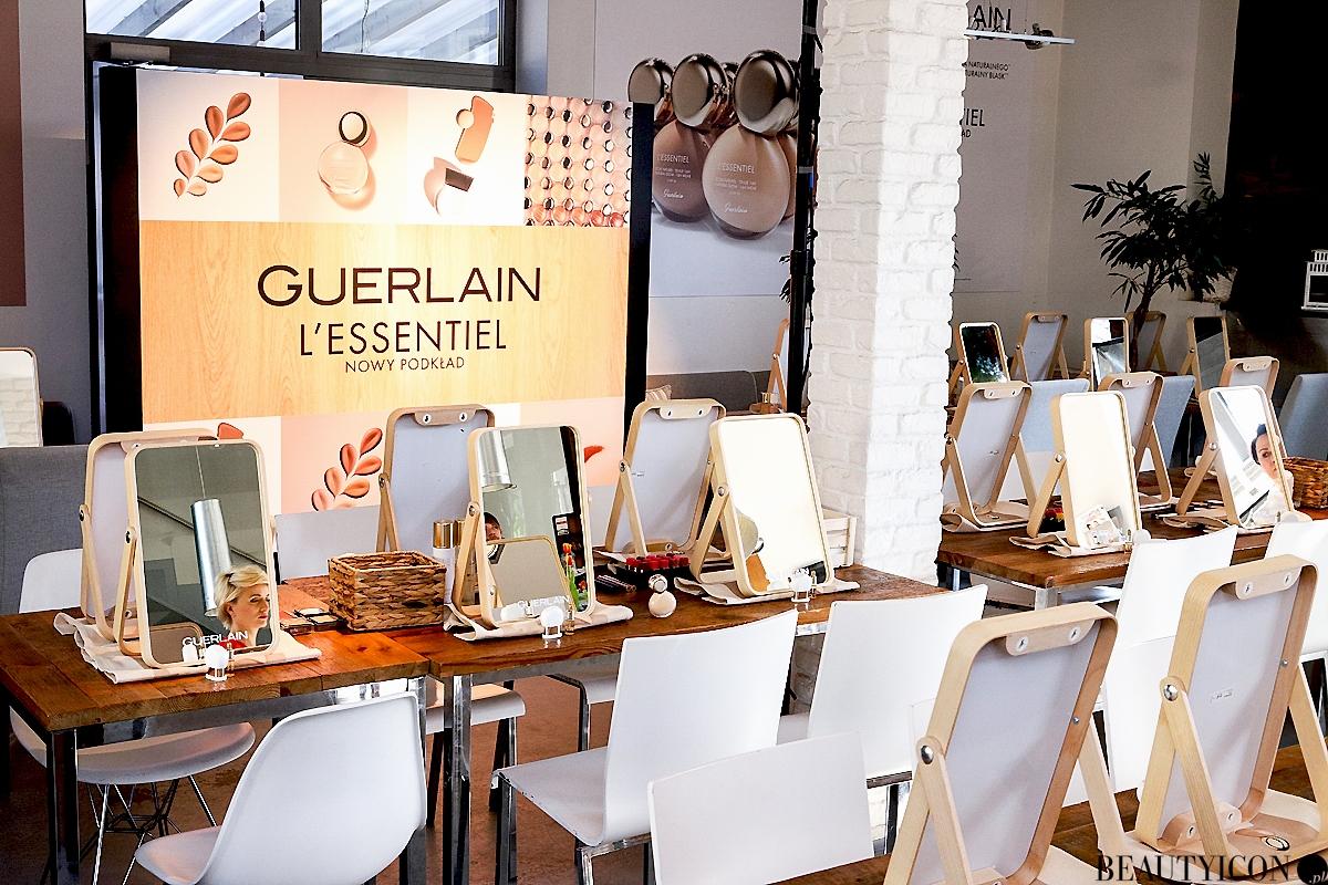 Podkład Guerlain, podkład Guerlain L'Essentiel