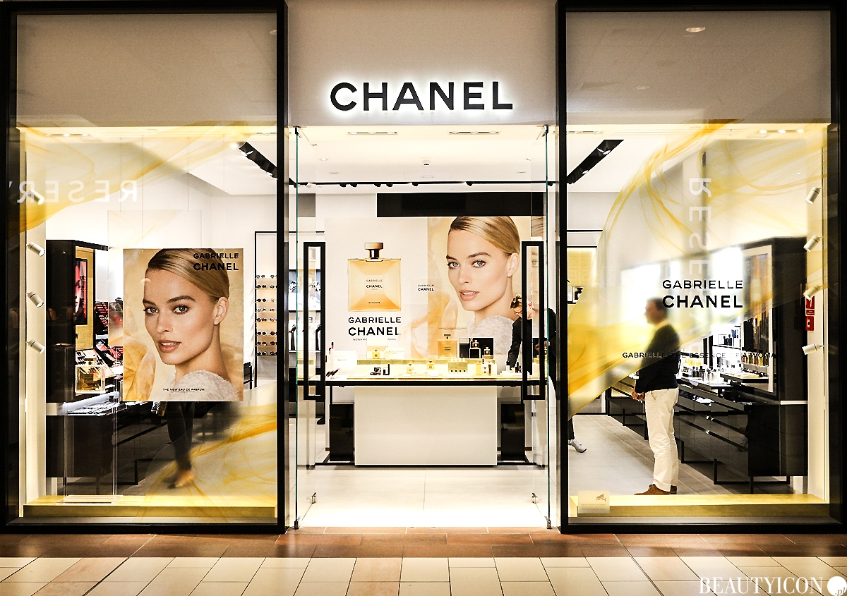 Chanel Beauty Warsaw Chanel Warszawa Gabrielle Essence