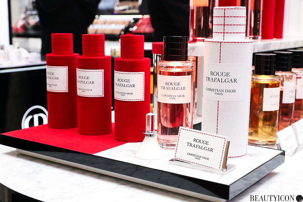 Premiera perfum Dior Rouge Trafalgar w butiku