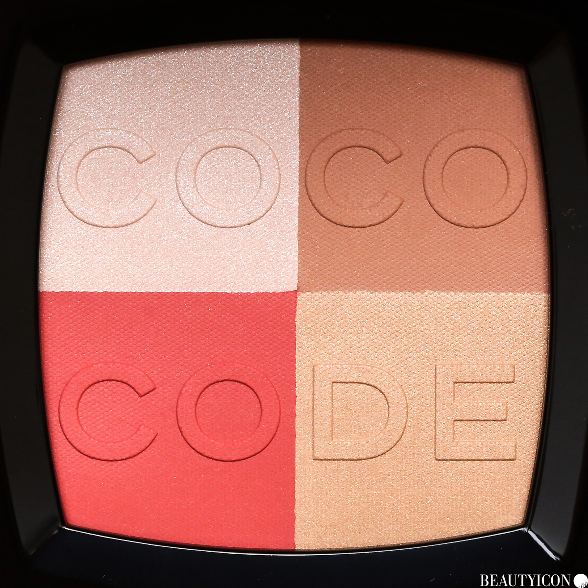 Chanel Coco Codes Blush Harmony