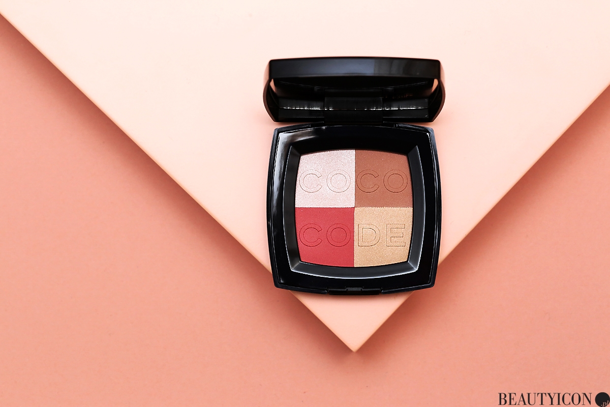 Chanel Coco Codes, Chanel Spring Makeup 2017, makijaż Chanel, Chanel Wiosna 2017, Chanel Blush Harmony Coco Code