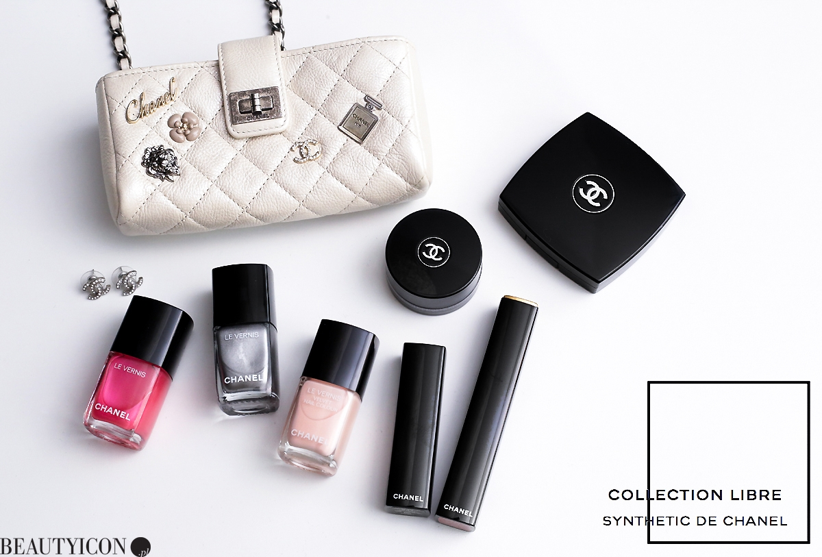 Chanel Libre Collection Synthetic Holiday 2016 Makeup Makijaż