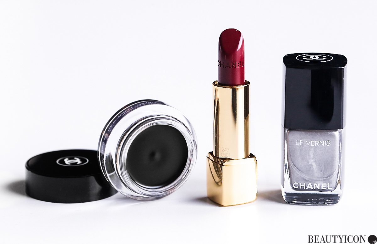 Chanel Libre Collection Synthetic Holiday 2016 Makeup Rouge Allure Ultra Berry