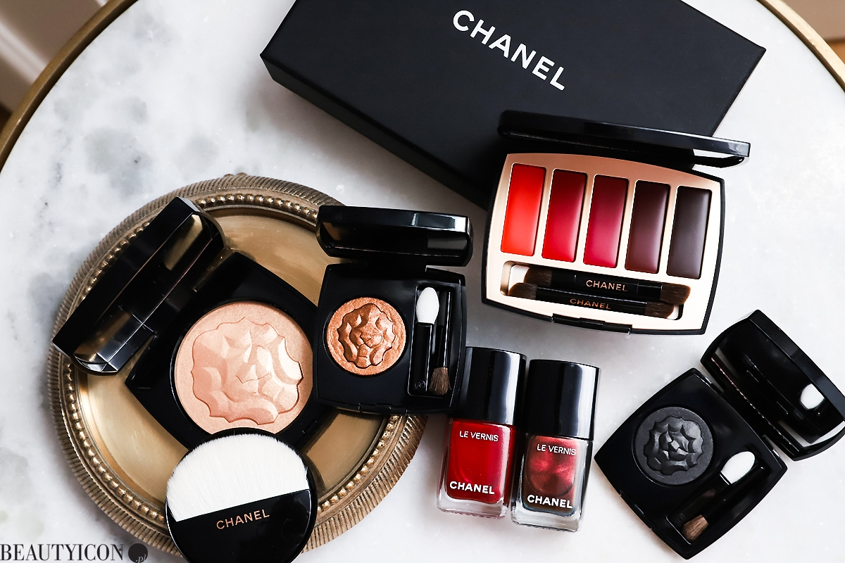 Chanel Maximalisme Makeup Review 2018