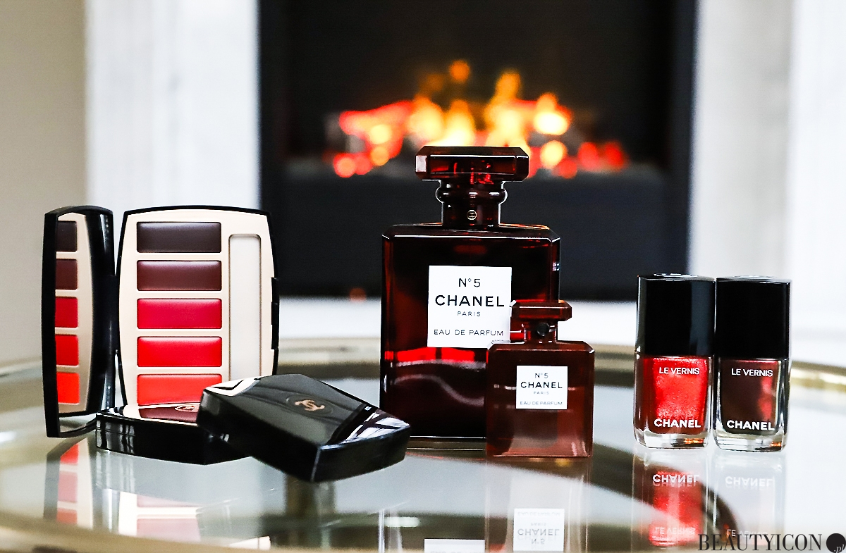 Chanel N5 Red Edition 2018