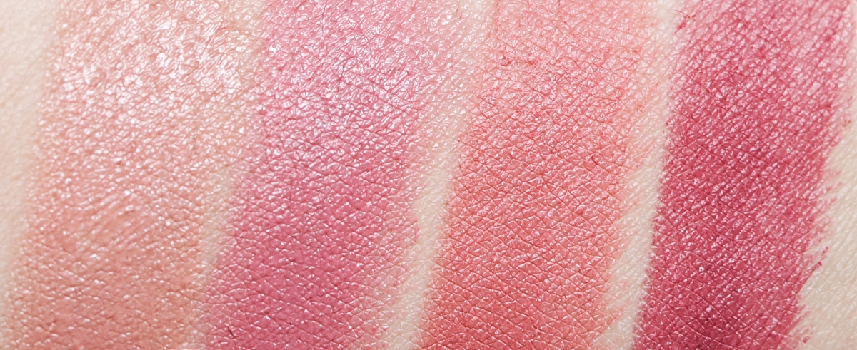 Charlotte Tilbury Hot Lips, Secret Salma, Kim KW, Liv It Up, Kidmans Kiss
