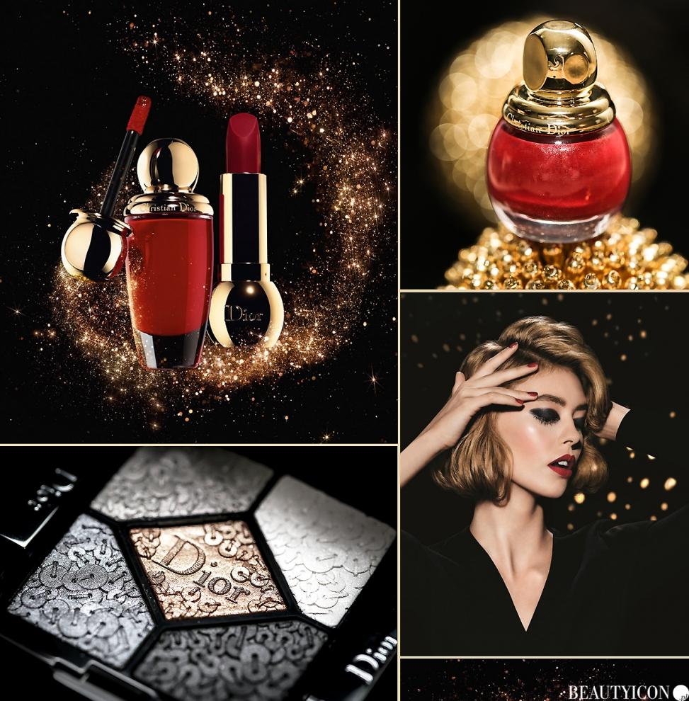 Makijaż Dior, Dior Splendor Holiday 2016, Dior Makeup 2016, kosmetyki Dior
