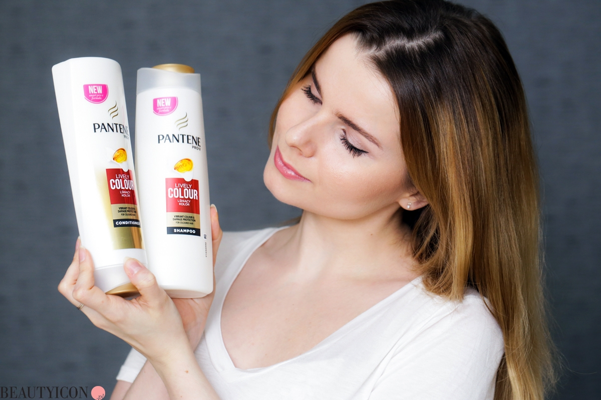 pantene lively colours hairgoals
