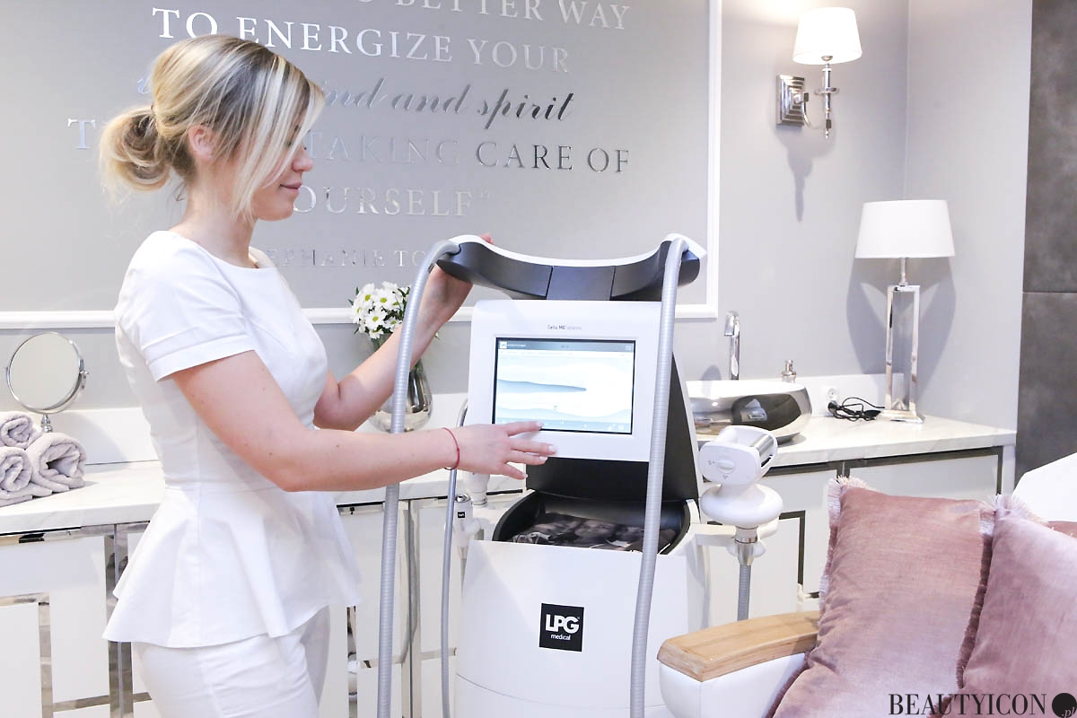 Secret Avenue Endermologia LPG Alliance, Endermologia Odchudzanie, Instytut Urody Secret Avenue