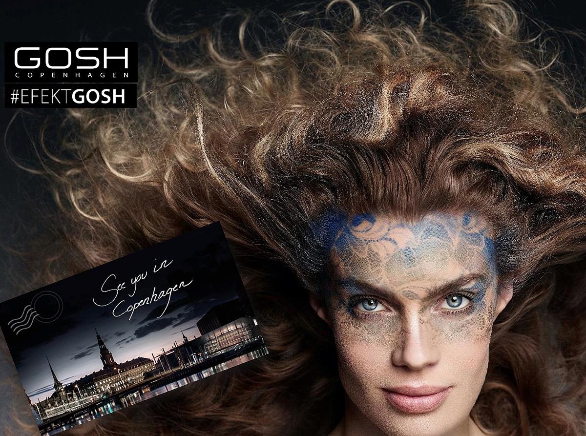 Gosh Copenhagen, kosmetyki Gosh, konturowanie twarzy, konturowanie na mokro, konturowanie na sucho