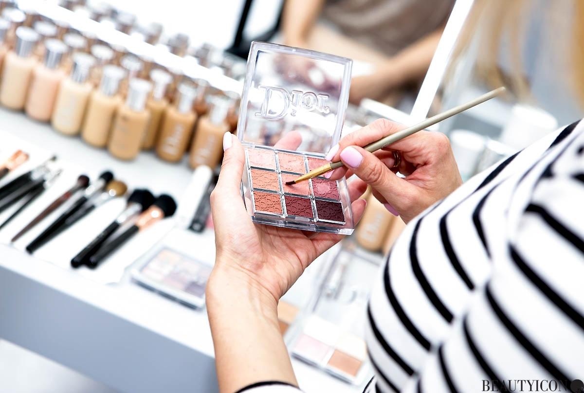 Dior Event 2018, Dior Backstage Event 2018, Dior Backstage 2018, kosmetyki profesjonalne, makijaż profesjonalny, kosmetyki Dior