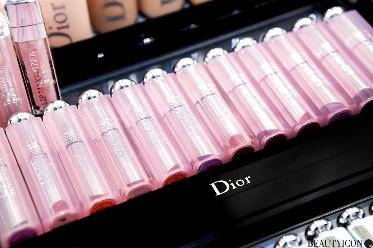 Dior Addict Lip Glow 2018, Dior Backstage 2018, kosmetyki profesjonalne, makijaż profesjonalny, kosmetyki Dior