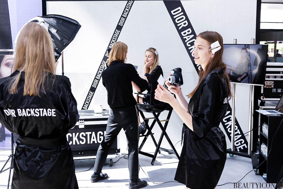 Podkład Dior Backstage, Dior Event 2018, Dior Backstage Event 2018, Dior Backstage 2018, kosmetyki profesjonalne, makijaż profesjonalny, kosmetyki Dior