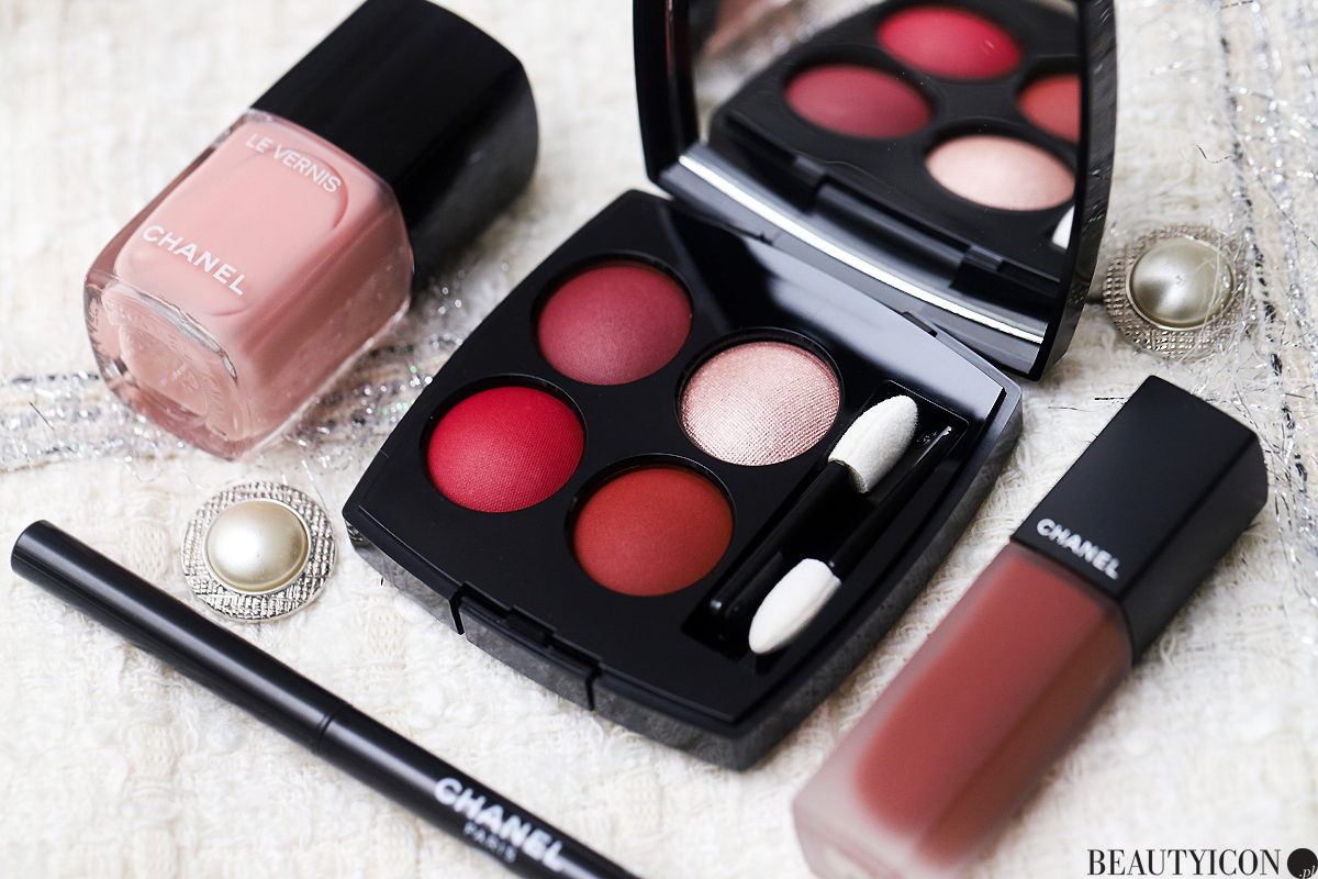 Chanel Candeur Et Experience Makijaż 2020
