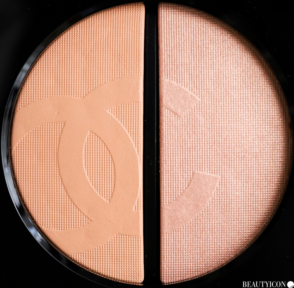 Chanel cruise duo bronze et lumiere clair