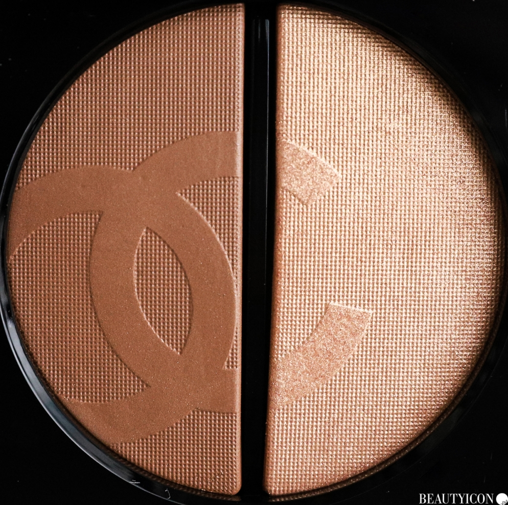 chanel cruise 2019 duo bronze et lumiere medium
