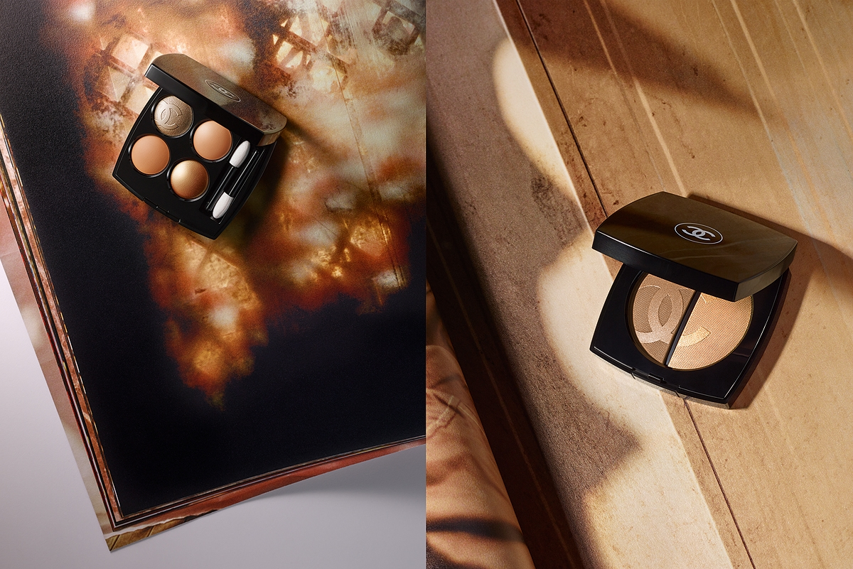 Chanel makijaż kolekcja cruise 2019 vision d'asie