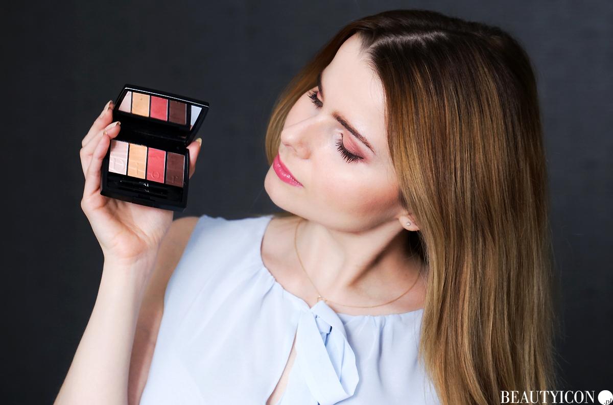 Dior Colour Gradation 2017, Dior Wiosna Makijaż, Dior Coral Gradation 002, Dior Makeup Spring 2017