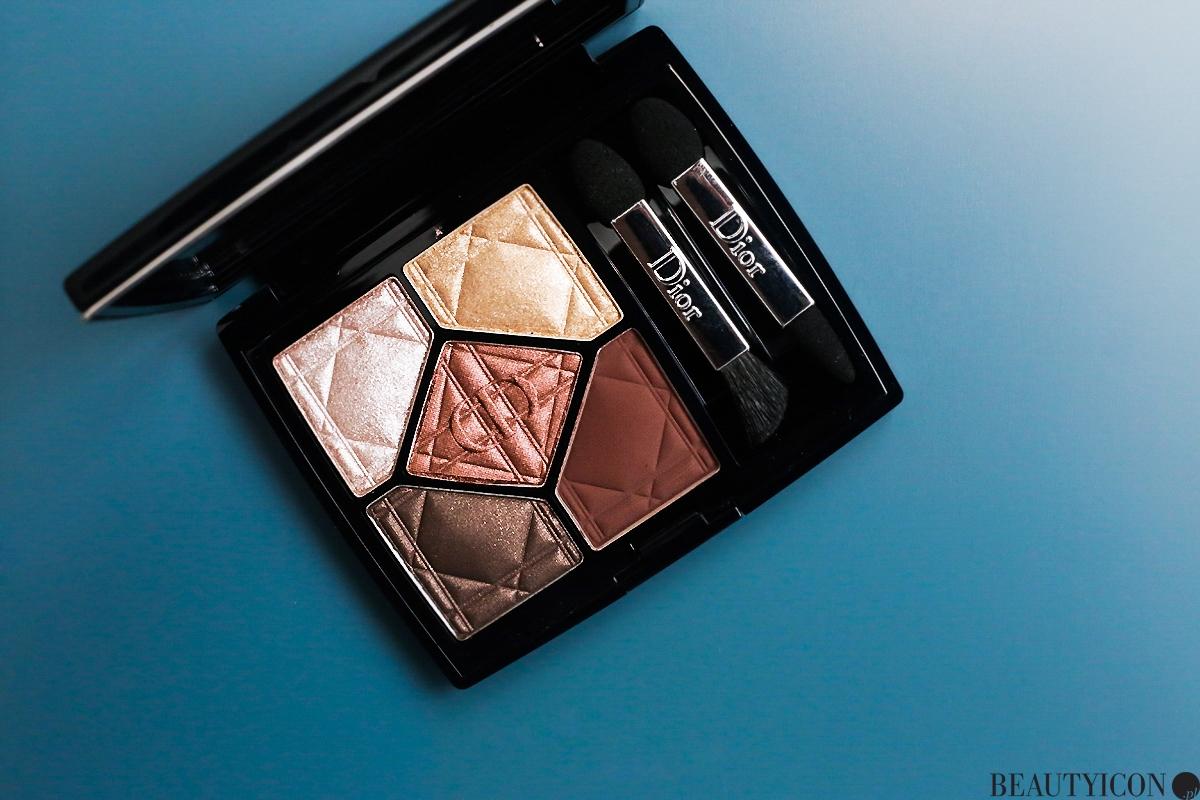 Dior Hypnotize 5 Couleurs Palette Metallics