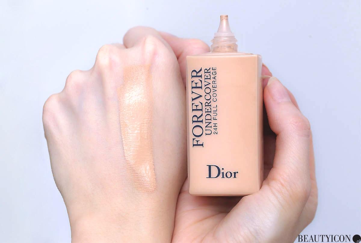 Podklad matujacy, Dior Diorskin Forever Undercover 020