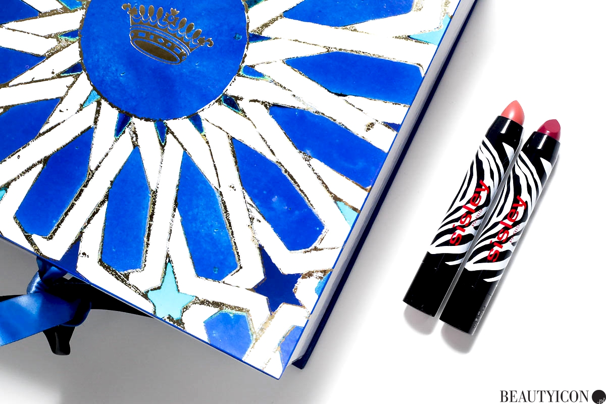 Kosmetyki Sisley, kredka do oczu Phyto-Khol Waterproof, kredka do ust Sisley Phyto-Lip Twist Matte, Sisley Ballet, matowa pomadka Sisley