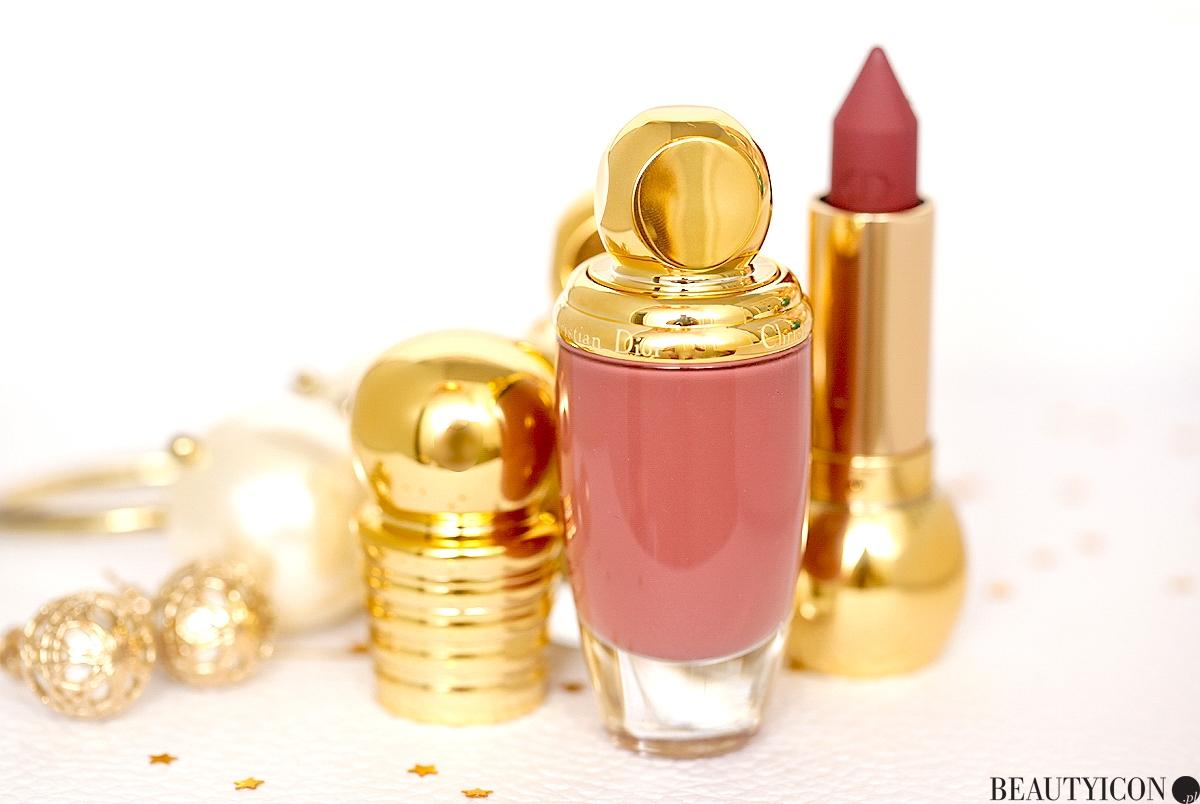 Dior Precious Gold 2017, Diorific Matte Fluid Charm