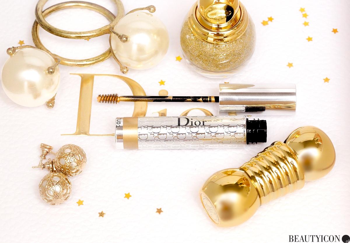 Diorshow Bold Brown Gold, Dior Precious Rocks Holiday 2017, makijaż świąteczny Dior