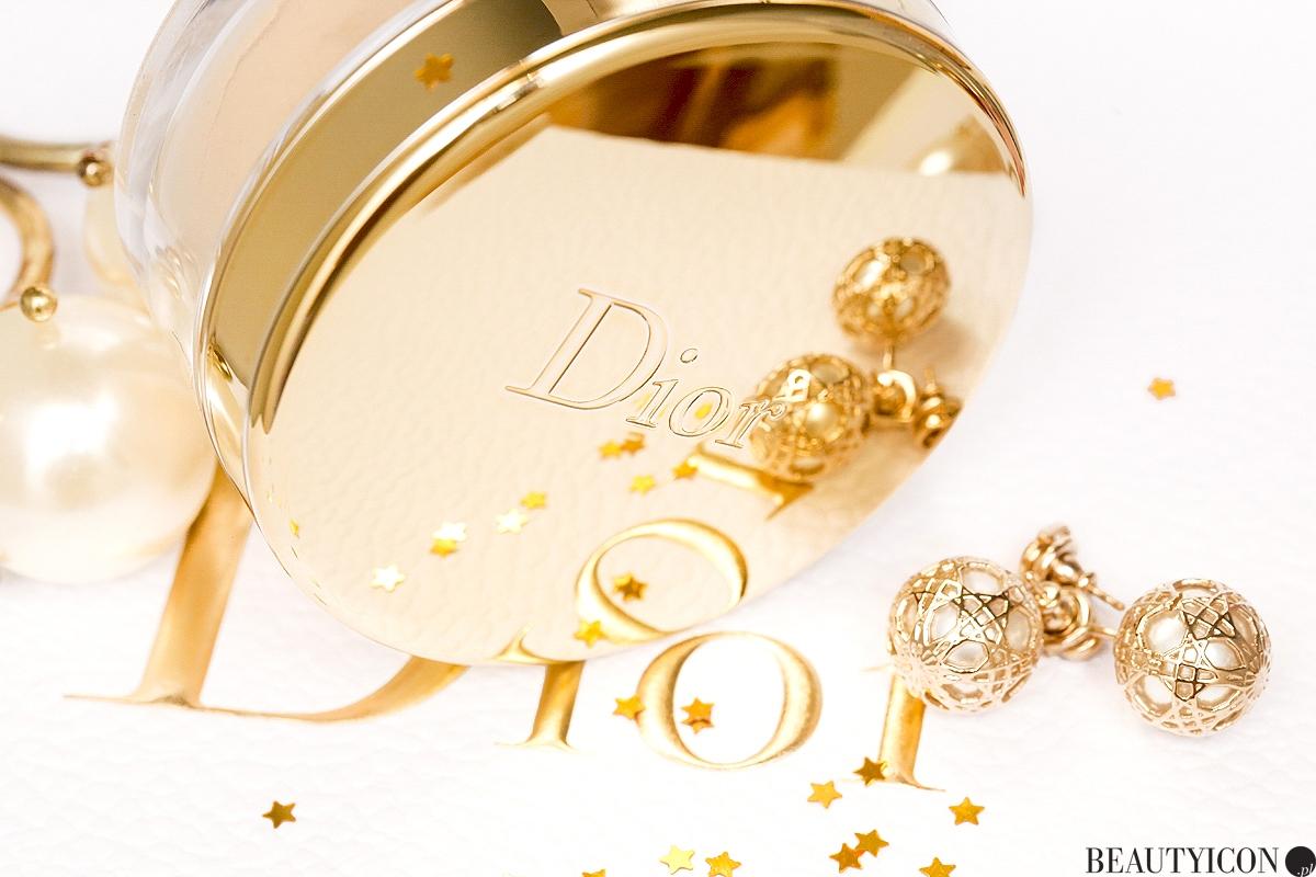 DIORIFIC PRECIOUS ROCKS HOLIDAY 2017, Dior Precious Rocks, Dior Makeup 2017, puder sypki Dior, puder z drobinkami złota