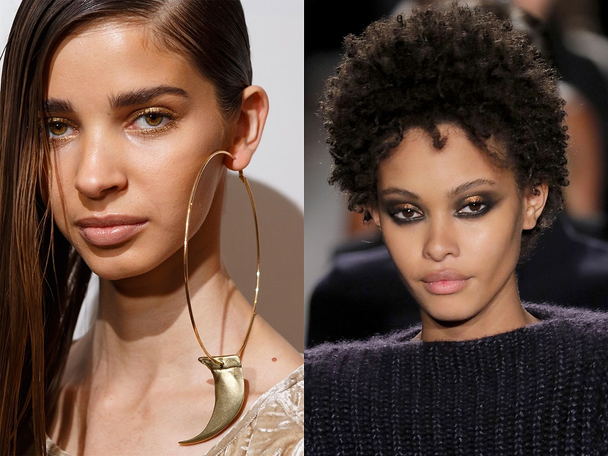 Trendy makijaż jesień 2017