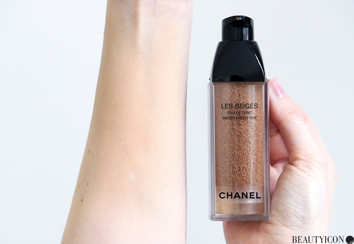 Chanel Les Beiges Water Fresh Tint Medium Light