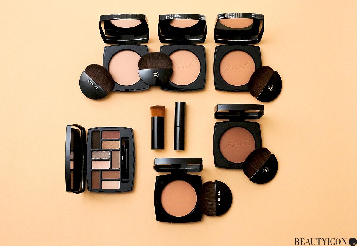 Kolekcja kosmetyków Chanel Les Beiges 2019
