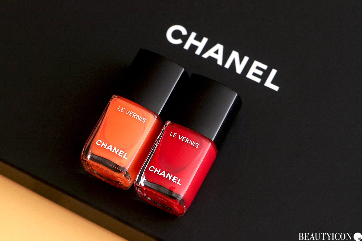 Chanel Le Vernis Les Beiges 2020 Summer