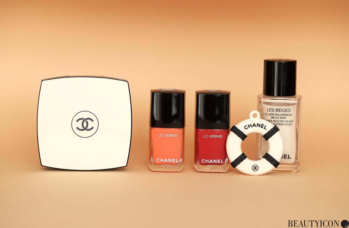 Chanel Les Beiges 2020 Chanel Makeup Summer 2020