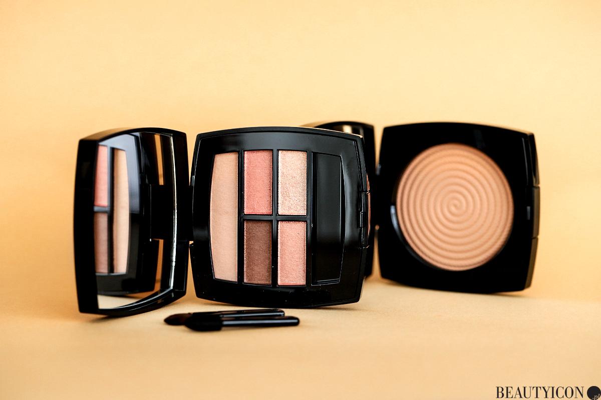 Chanel Les Beiges Eyeshadow Palette Warm 2020