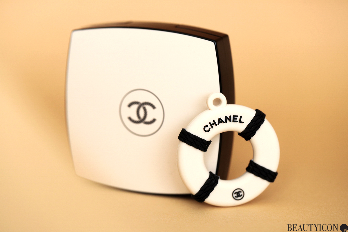 Chanel puder Les Beiges Illuminting Powder Sand