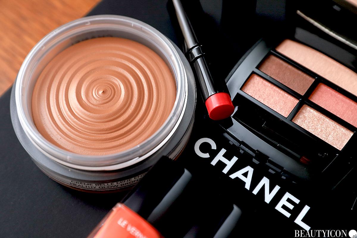Makijaż Chanel Lato 2020 Chanel Les Beiges Summer of Glow