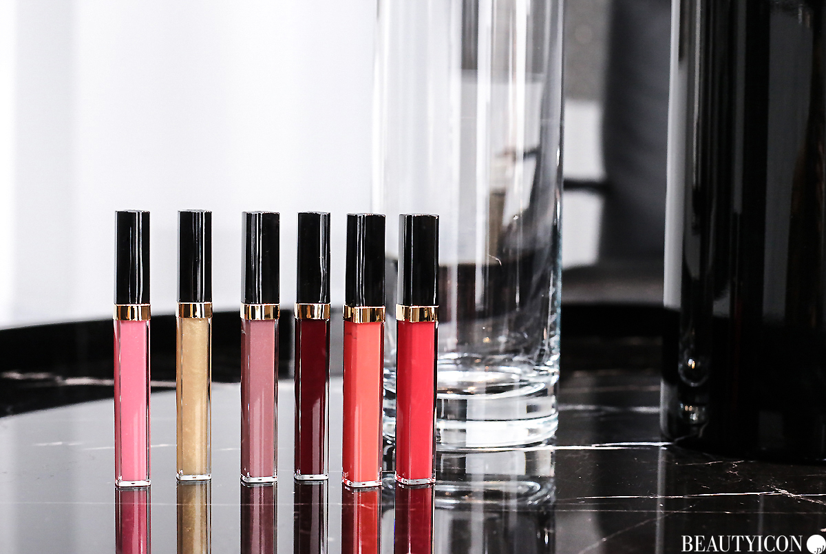 Chanel Rouge Coco Gloss, #rougecocogloss