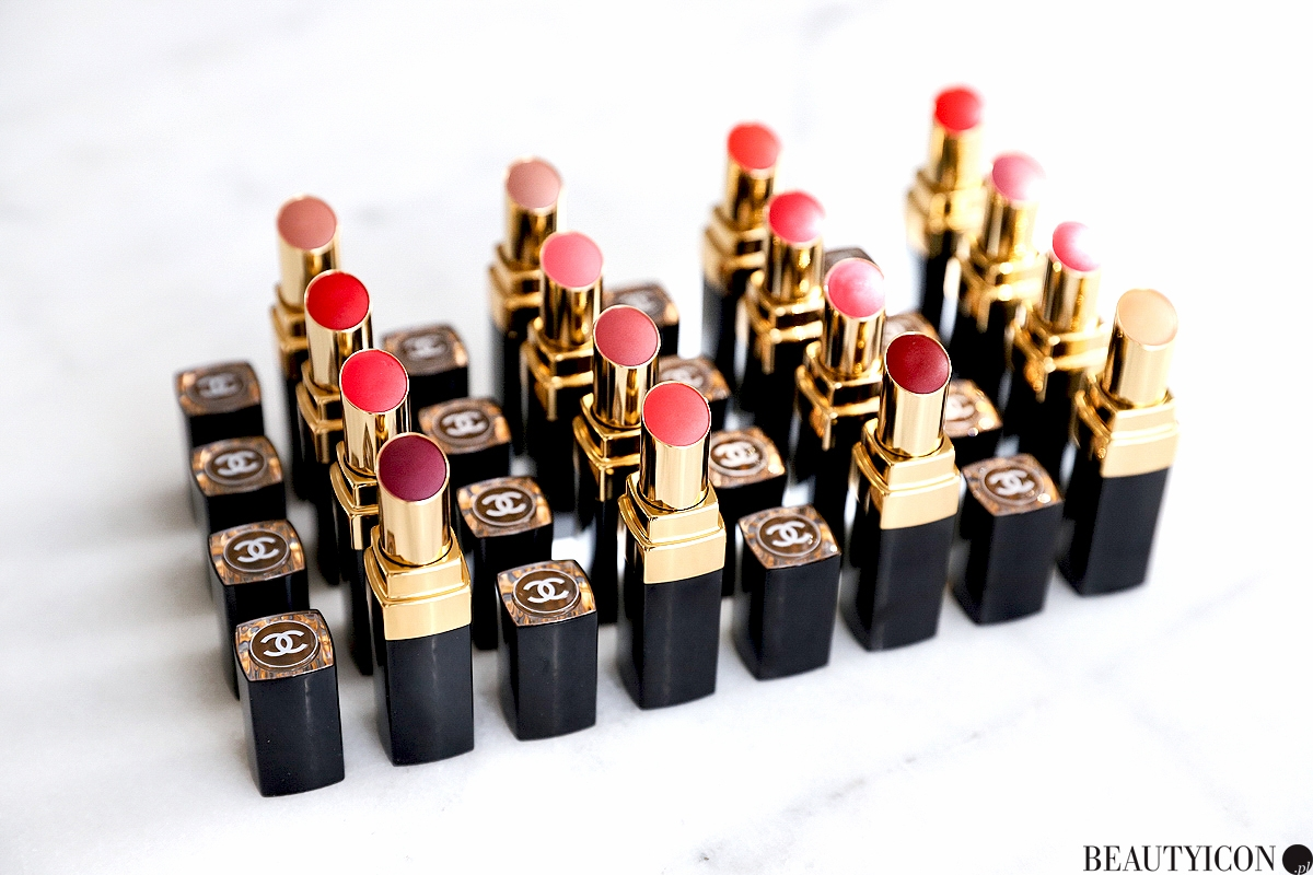 Pomadka Chanel Rouge Coco Flash, szminka Chanel