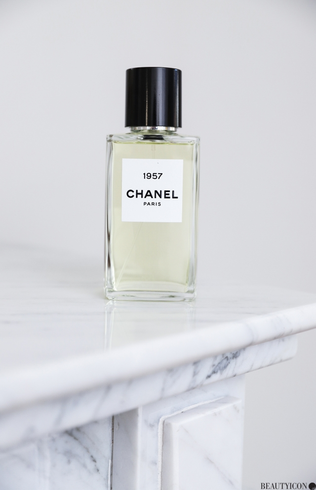 Perfumy Chanel 1957, Chanel Les Exclusifs 1957