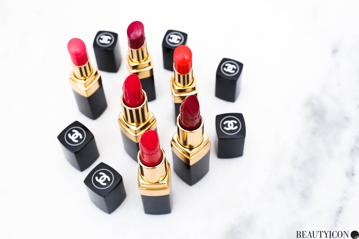 Chanel Rouge Coco Spring 2018