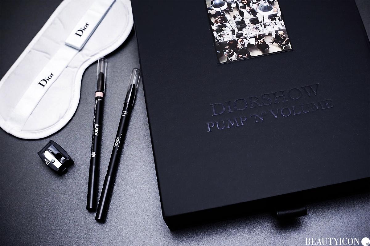 Diorshow Bella Hadid, Dior 5 Couleurs New 2017, cienie Dior, paleta cieni Dior, Pump N Volume, tusz Diorshow