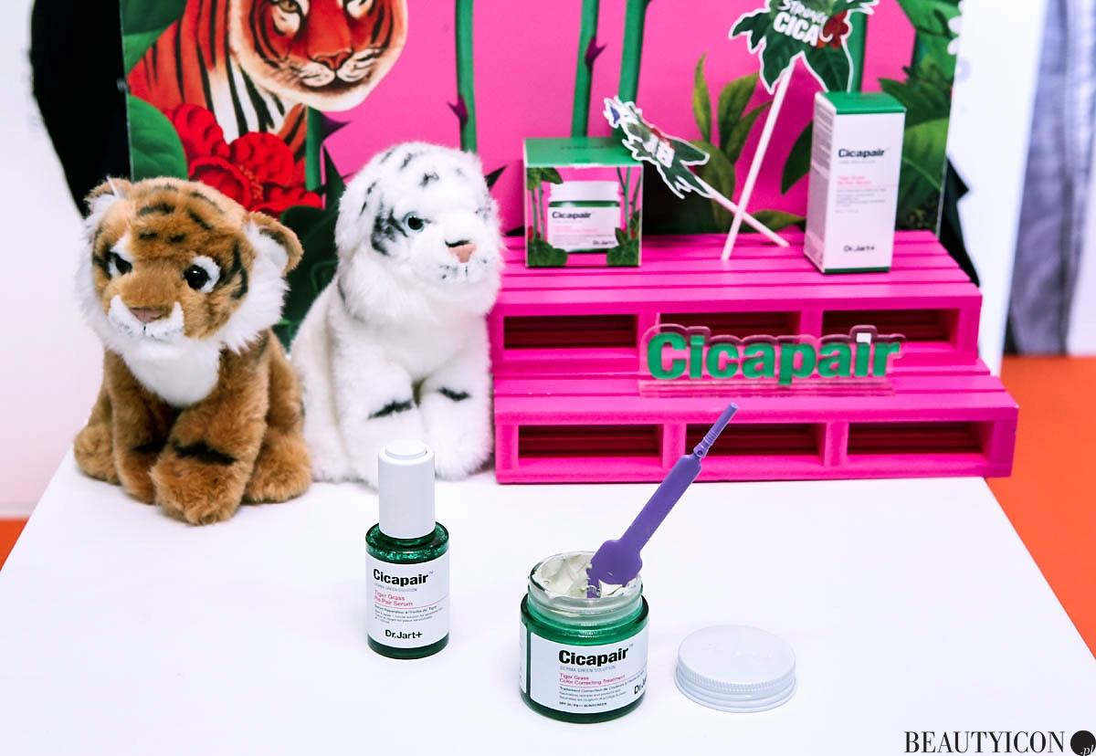 Dr Jart Cicapair, kosmetyki Dr Jart, Sephora Open Door Summer 2018
