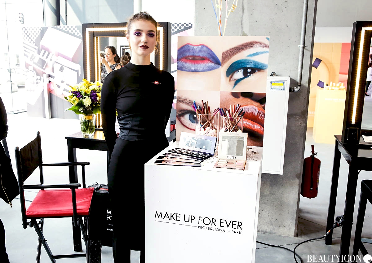Make Up For Ever Wiosna 2018