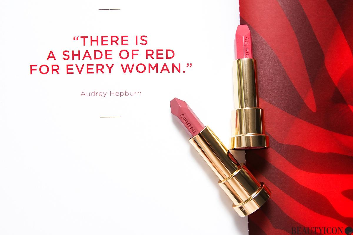 Pomadka Sisley, Le Rouge Phyto Sisley, kosmetyki Sisley, makijaż Sisley 2018