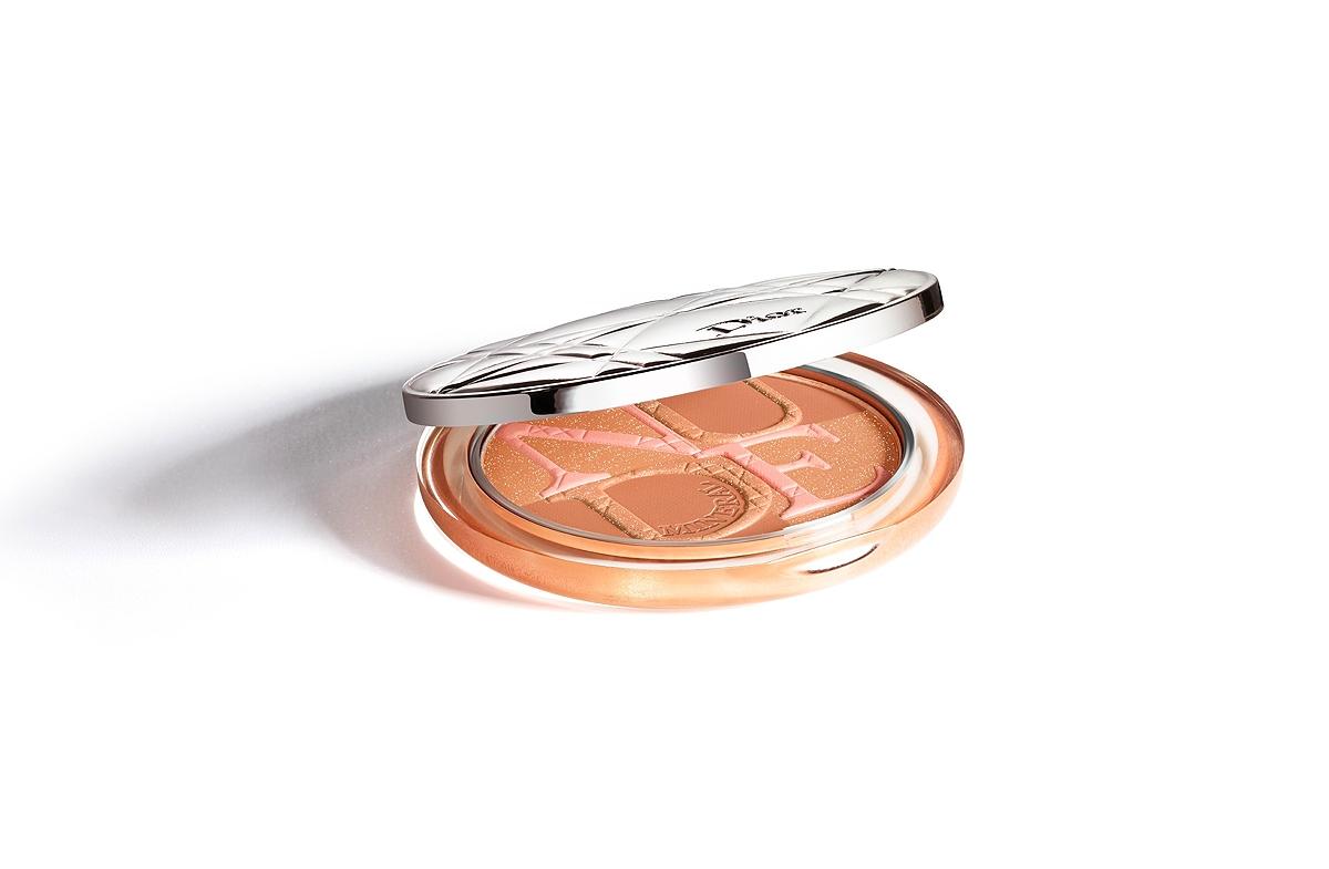 Makijaż brązer Dior Diorskin Mineral Nude Bronze Bronzer 2018