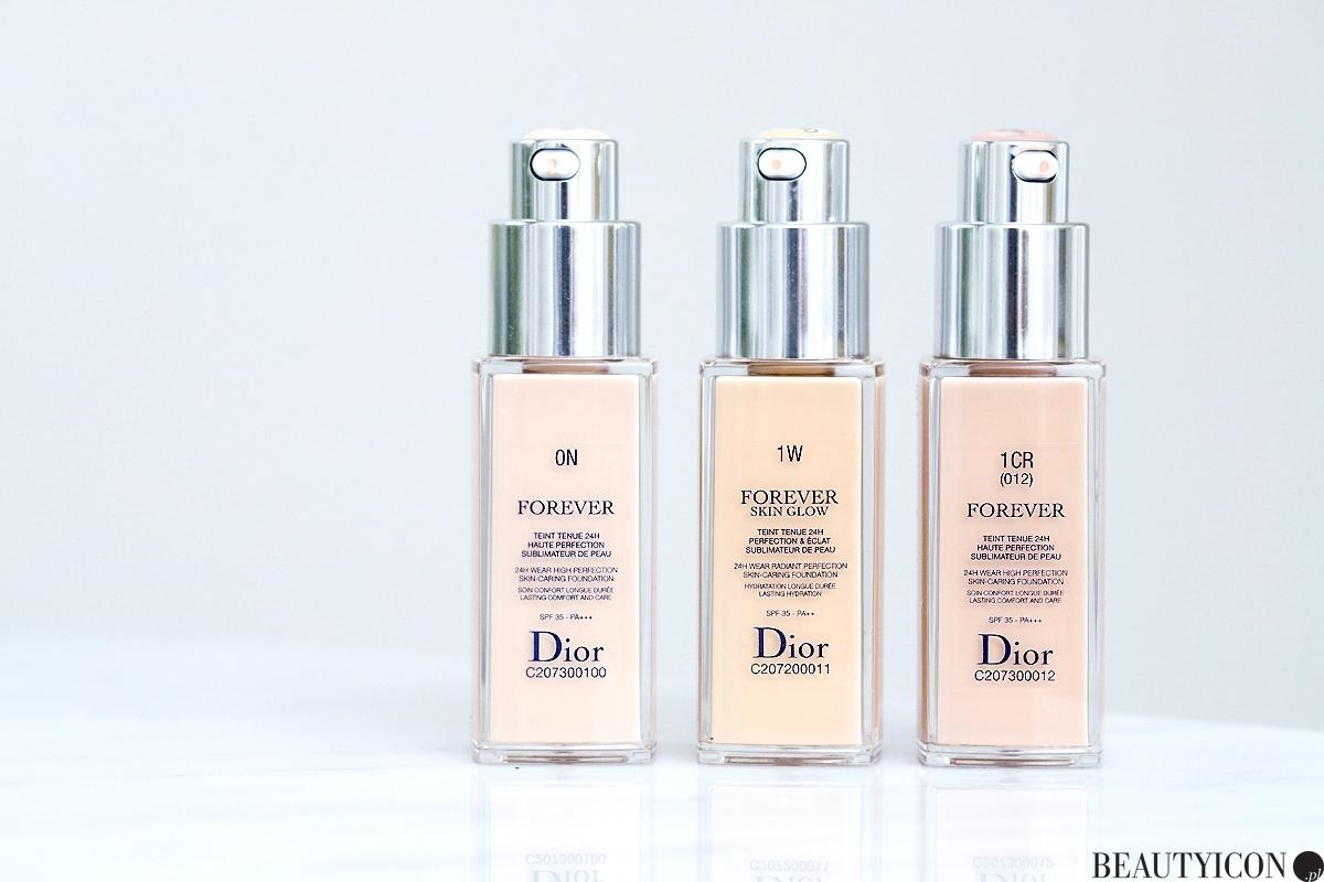 Nowy Dior Forever podkład matujący i rozświetlający
