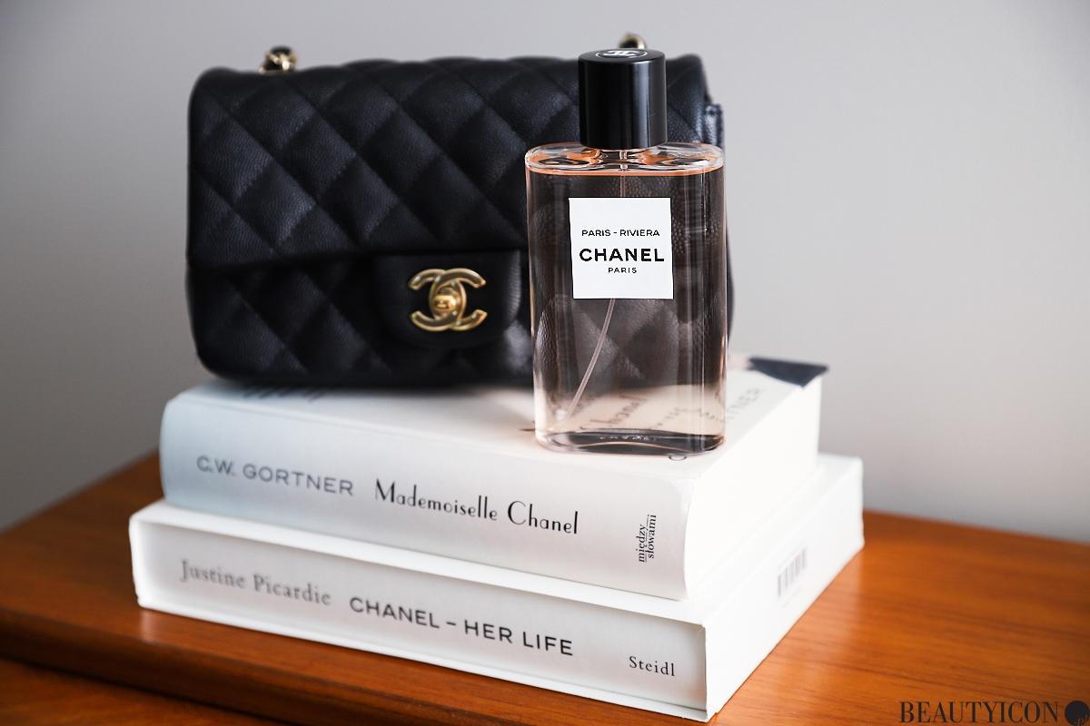 Perfumy Chanel, Chanel Riviera, Les Eaux de Chanel Paris Riviera